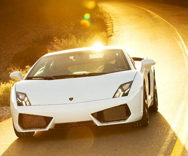 Lamborghini mieten Coupe